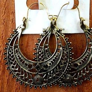 3 for $15 Vintage Bohemian Dangle Earrings